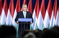 Orbán: tíz év közös munkájának eredményeként a magyarok ismét hisznek a jövőjükben