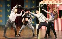 Táncpárbajok a színpadon