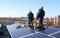 Egyre többen használnak napenergiát Magyarországon