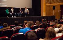 Filmmel és beszélgetéssel a megelőzésért