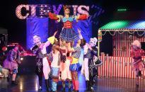 Bejött a nézőknek a cirkuszolás