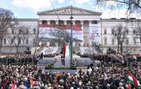 Orbán Viktor: Keresztény kultúra nélkül nem lesz szabad élet Európában, keresztény kultúránk megvédése nélkül elveszítjük Európát