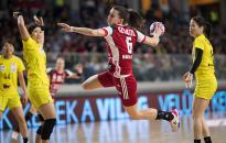A magyar női kézilabda-válogatott legyőzte Japánt