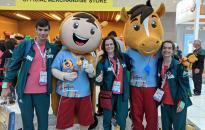 A szív diadala a speciális olimpián