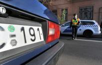 Traffi-szlalom - itt mérnek a rendőrök áprilisban