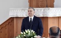 Orbán: a keresztény kultúra minden erő forrása
