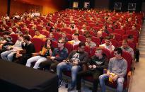 D+ Híradó - Díjátadó, mozi