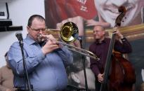 Bopcorn Quartet a Művészben