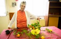 Anyák napi ünnepség Pentelén