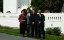 Vukovár város napján, dunaújvárosi küldöttséggel