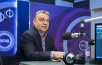 EP-választás - Orbán: üzenetet kell küldeni Brüsszelbe, hogy a magyarok változást akarnak