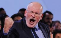 Nem segítette az MSZP kampányát Frans Timmermans látogatása