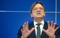Guy Verhofstadt bevallotta, egy európai birodalom létrehozásán dolgozik