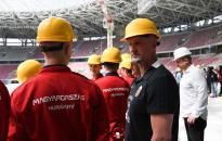 Rossi: a saját teljesítményünkön múlik az eredmény Bakuban