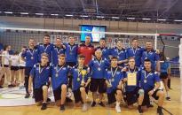 Bajnok a DSE U17-es csapata!