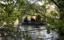 Hajóbaleset - Nem találtak holttestet a városnál a Dunában