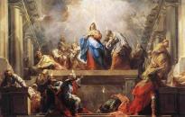 A Szentlélek eljövetelét ünneplik ma a keresztények
