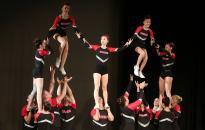 Sikeres évet zártak a cheerleaderek