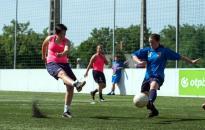 Baracsi győzelem a női bajnokságban