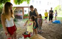 Elkezdődött az MMK nyári tábora is