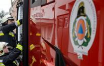 Főként a sok esővíz miatt riasztották a tűzoltókat