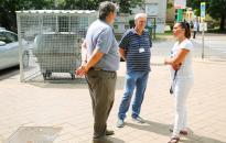 Lassingleitner Fruzsina: minél több parkoló kell a Rómaira