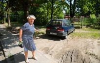 Huszonegy új parkolóhely épül