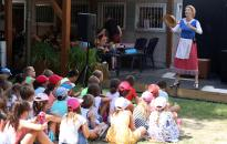 Mesejáték gyerekeknek a szabadban