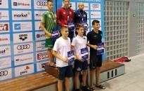 Dunaújvárosi éremeső a bajnokságon