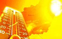 Zivatar, felhőszakadás és hőség is várható szerdán