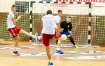 Lengyel vendégjáték a sportcsarnokban