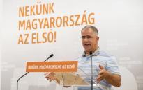Kósa: a Fidesz-KDNP a teljesítményre alapozva kéri az emberek bizalmát