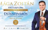 Mága Zoltán koncertet ad Dunaújvárosban!