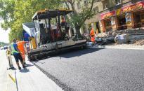 Végéhez közeledik a Vasmű út felújítása
