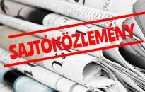 Polgármesteri sajtóközlemény