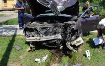 A sofőr nem sérült meg, de ő volt a hunyó