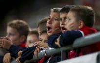 Megtelik gyerekekkel a Groupama Aréna