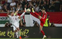 Rossi: Dibusz kezd Uruguay ellen