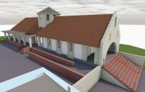 A görög katolikus templom is megújul