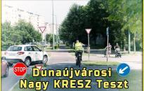 Elindult a II. Dunaújvárosi Nagy KRESZ Teszt