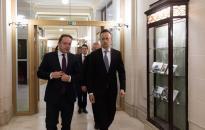 Várhelyi Olivér megkapta az EP illetékes bizottságának jóváhagyását