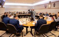 Novemberi közgyűlés a Városházán