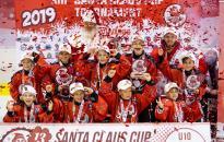 Hazai siker a Santa Claus Kupán