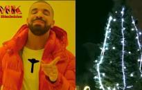 VéD: karácsonyfa tuningparti a Városháza téren