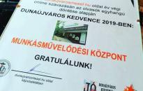Dunaújváros kedvence 2019: az MMK a befutó!
