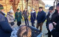 Látogatás Lesznóban: a visegrádi országoknak más jelent a szabadság...