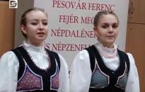 Népdalosok versenye a Móriczban