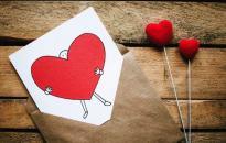 Boldog Bálintot - szerelmes szívvel!