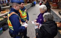 Rendőrség: a szépkorúak védelmében – városunkban is!