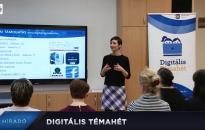 DS Híradó: digitális témahét